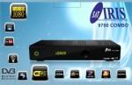 Cámara domo dual HDTVI y analógica