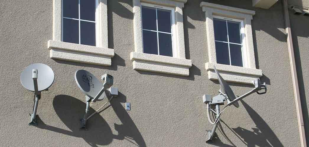 instalar una antena parabólica en Barcelona
